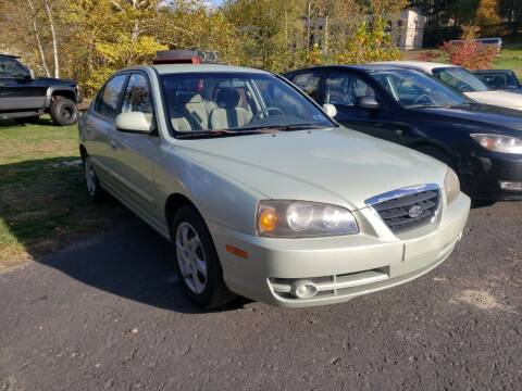 2004 Hyundai Elantra for sale at Doctor Auto in Cecil PA