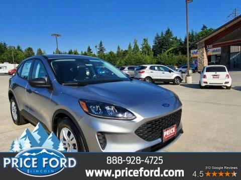 2021 Ford Escape for sale at Price Ford Lincoln in Port Angeles WA