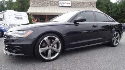 2014 Audi A6 for sale at Driven Pre-Owned in Lenoir NC