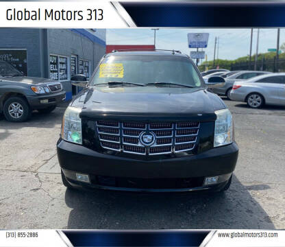 2007 Cadillac Escalade EXT for sale at Global Motors 313 in Detroit MI