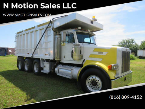 1996 Peterbilt 357 for sale at N Motion Sales LLC in Odessa MO