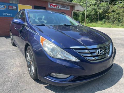 2011 Hyundai Sonata for sale at Doctor Auto in Cecil PA