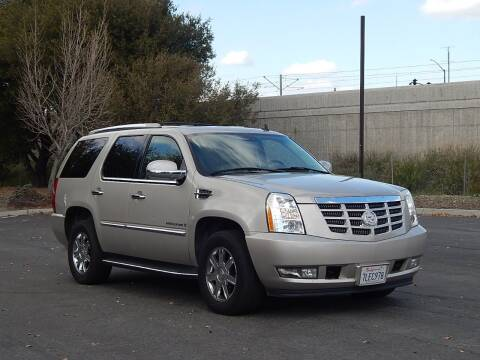 2007 Cadillac Escalade for sale at Crow`s Auto Sales in San Jose CA