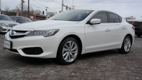 2017 Acura ILX for sale at Cars-KC LLC in Overland Park KS