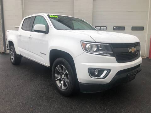 2016 Chevrolet Colorado for sale at Zimmerman's Automotive in Mechanicsburg PA