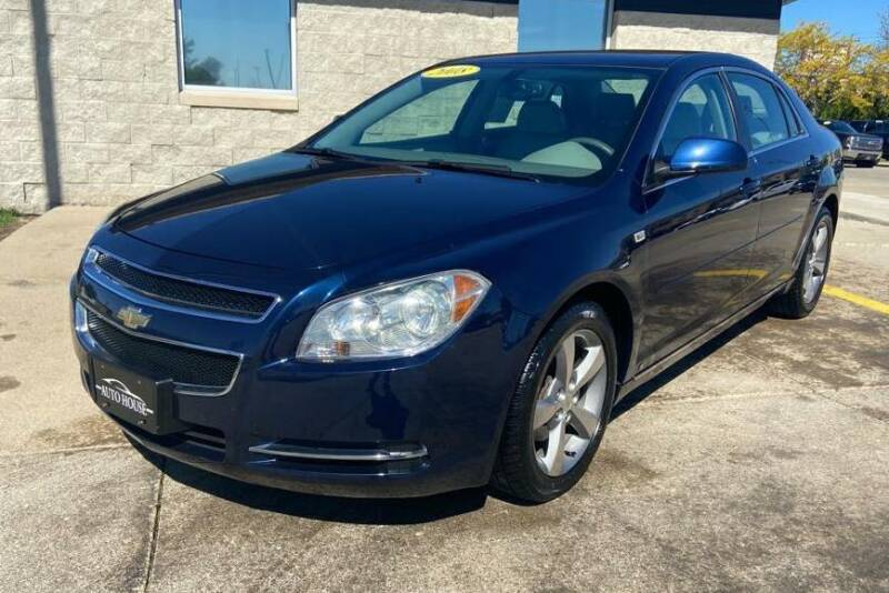 2008 Chevrolet Malibu for sale at Auto House of Bloomington in Bloomington IL