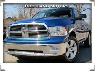 2011 RAM Ram Pickup 1500 for sale at Rockland Automall - Rockland Motors in West Nyack NY