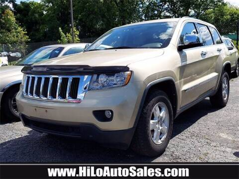 2011 Jeep Grand Cherokee for sale at Hi-Lo Auto Sales in Frederick MD