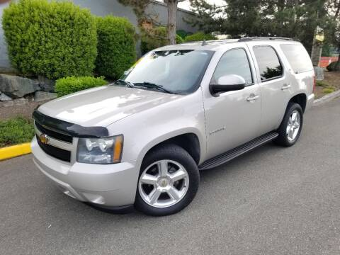 2007 Chevrolet Tahoe for sale at SS MOTORS LLC in Edmonds WA