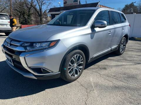 2016 Mitsubishi Outlander for sale at Fuentes Brothers Auto Sales in Jessup MD