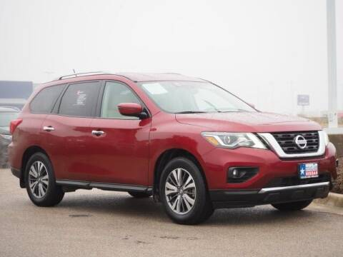 2017 Nissan Pathfinder for sale at Douglass Automotive Group in Central Texas TX