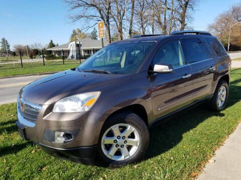 2007 Saturn Outlook for sale at RBM AUTO BROKERS in Alsip IL