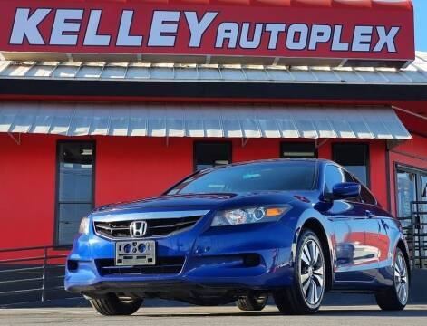 2011 Honda Accord for sale at Kelley Autoplex in San Antonio TX