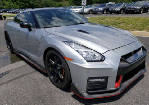 2017 Nissan GT-R for sale at CARZLOT in Portsmouth VA