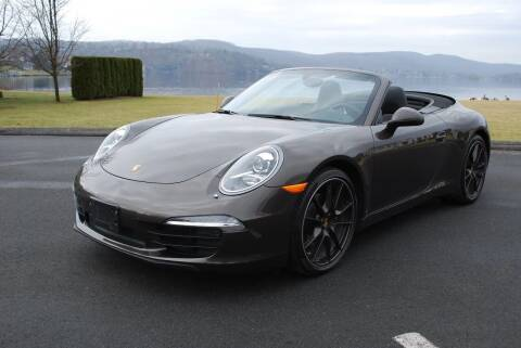 2013 Porsche 911 for sale at New Milford Motors in New Milford CT