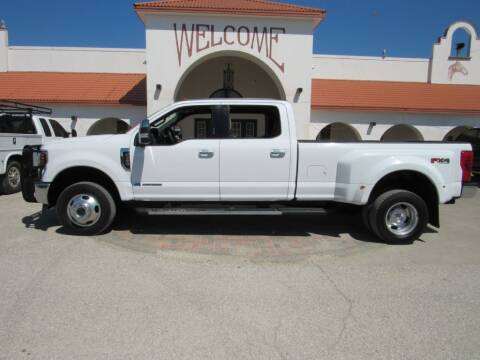 2018 Ford F-350 Super Duty for sale at HANSEN'S USED CARS in Ottawa KS
