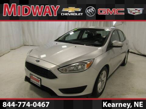 2016 Ford Focus for sale at Midway Auto Outlet in Kearney NE