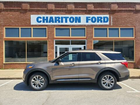 2021 Ford Explorer for sale at Chariton Ford in Chariton IA