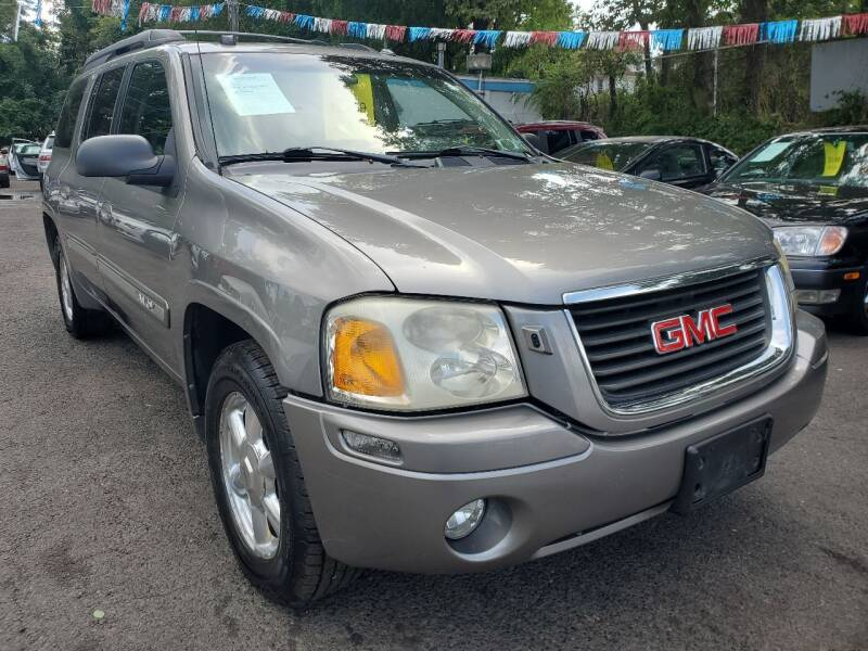 2005 GMC Envoy XL for sale at New Plainfield Auto Sales in Plainfield NJ