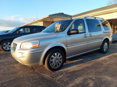 2006 Buick Terraza for sale at CALDERONE CAR & TRUCK in Whiteland IN