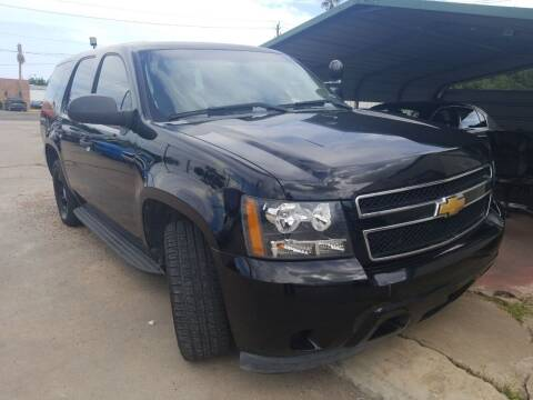 2012 Chevrolet Tahoe for sale at Ace Automotive in Houston TX