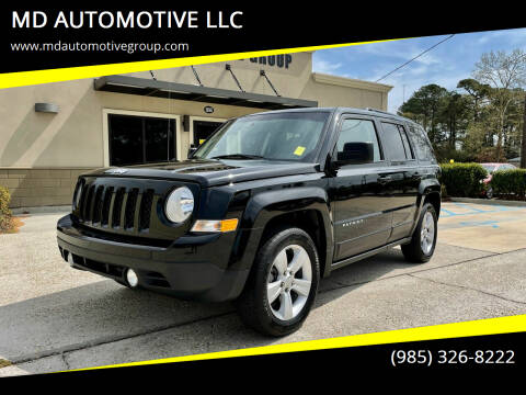 2016 Jeep Patriot for sale at MD AUTOMOTIVE LLC in Slidell LA