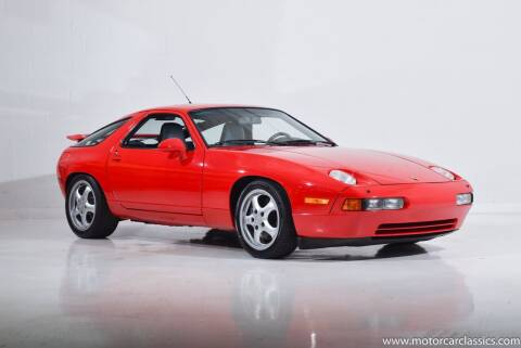 1995 Porsche 928 for sale at Motorcar Classics in Farmingdale NY
