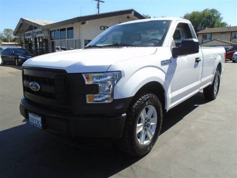 2016 Ford F-150 for sale at Centre City Motors in Escondido CA