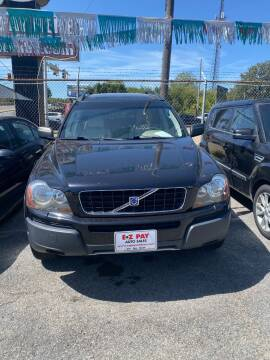 2004 Volvo XC90 for sale at E-Z Pay Used Cars in McAlester OK