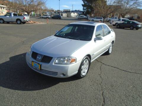 2005 Nissan Sentra for sale at Team D Auto Sales in St George UT
