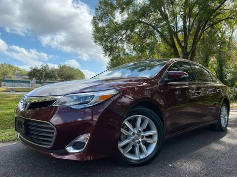 2015 Toyota Avalon for sale at Powerhouse Automotive in Tampa FL