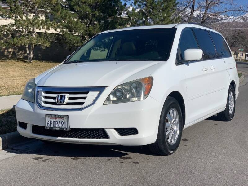 2008 Honda Odyssey for sale at A.I. Monroe Auto Sales in Bountiful UT