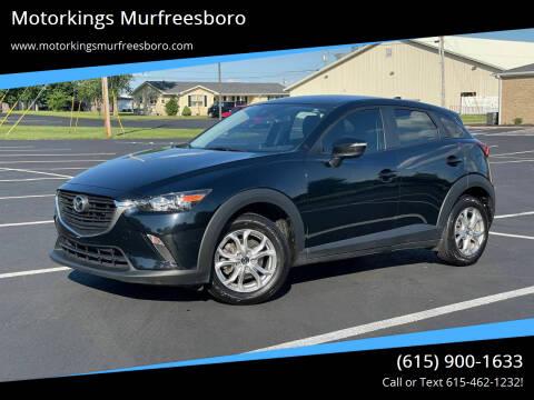 2019 Mazda CX-3 for sale at Motorkings Murfreesboro in Murfreesboro TN