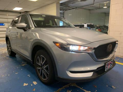 2018 Mazda CX-5 for sale at JerseyMotorsInc.com in Teterboro NJ
