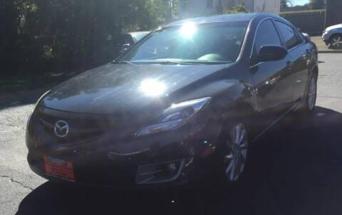 2012 Mazda MAZDA6 for sale at Knowlton Motors, Inc. in Freeport IL