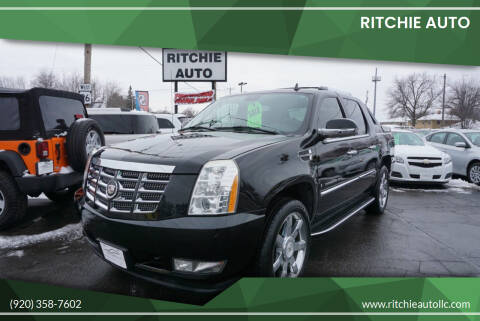 2007 Cadillac Escalade EXT for sale at Ritchie Auto in Appleton WI