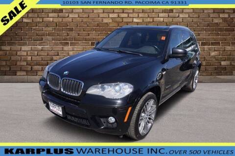 2013 BMW X5 for sale at Karplus Warehouse in Pacoima CA