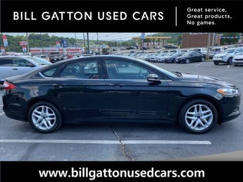 2014 Ford Fusion for sale at Bill Gatton Used Cars in Johnson City TN