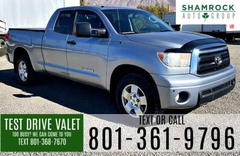 2011 Toyota Tundra for sale at Shamrock Group LLC #1 in Pleasant Grove UT