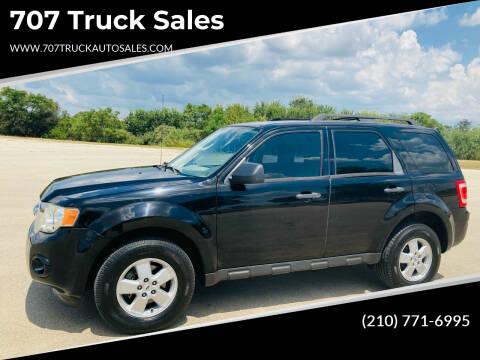 2009 Ford Escape for sale at 707 Truck Sales in San Antonio TX