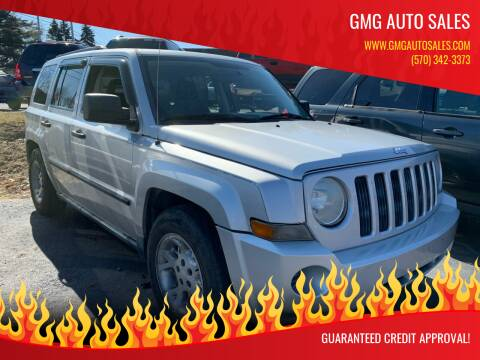 2008 Jeep Patriot for sale at GMG AUTO SALES in Scranton PA