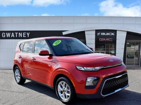 2020 Kia Soul for sale at DeAndre Sells Cars in North Little Rock AR