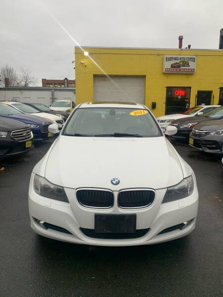 2011 BMW 3 Series for sale at Hartford Auto Center in Hartford CT