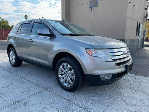 2008 Ford Edge for sale at Exceptional Motors in Sacramento CA