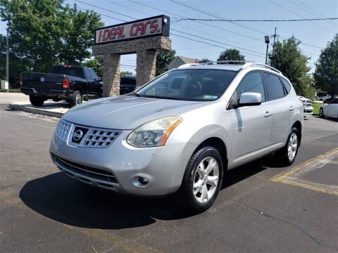 2008 Nissan Rogue for sale at I-DEAL CARS in Camp Hill PA