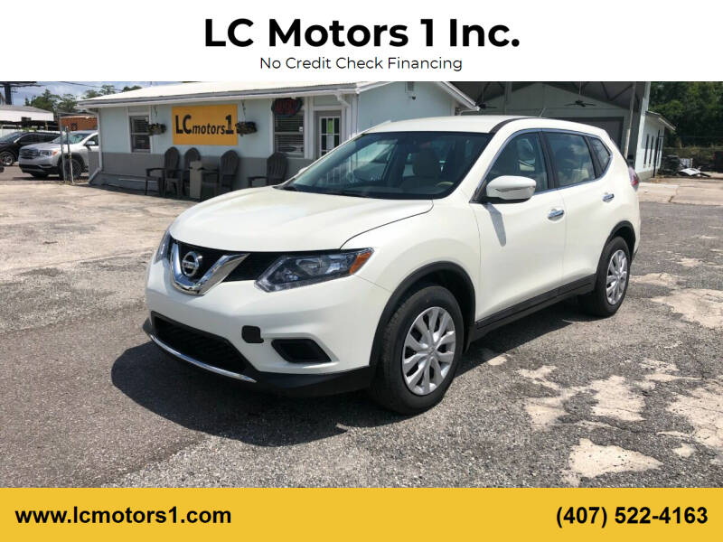 2015 Nissan Rogue for sale at LC Motors 1 Inc. in Orlando FL