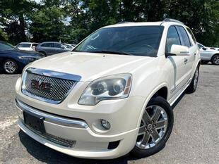 2011 GMC Acadia for sale at Rockland Automall - Rockland Motors in West Nyack NY