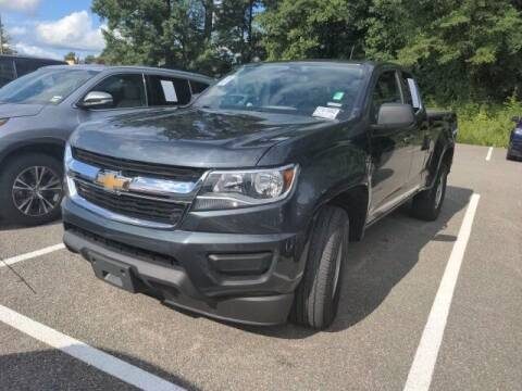 2019 Chevrolet Colorado for sale at Strosnider Chevrolet in Hopewell VA