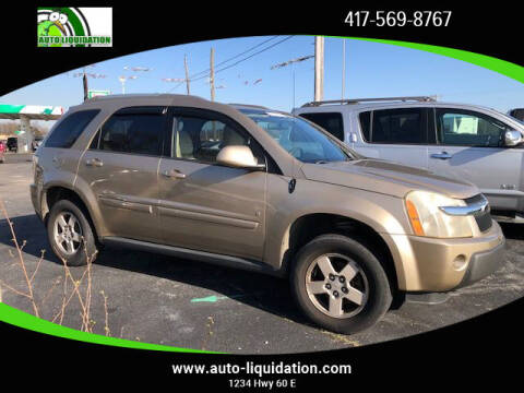 2006 Chevrolet Equinox for sale at Auto Liquidation in Springfiled MO