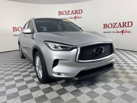 2019 Infiniti QX50 for sale at BOZARD FORD in Saint Augustine FL